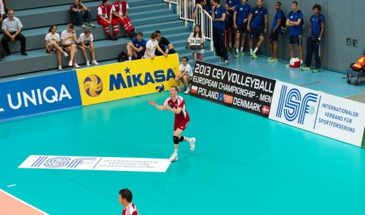 European League Men 2012: 5th Leg in Hard (AUT)